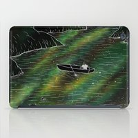 The Space Ship iPad Case