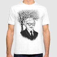 T-shirt featuring Ray Bradbury by Ally Burke