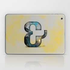 Ampersand Series - Silom Typeface Laptop & iPad Skin
