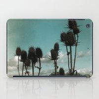Prickly Teasels  iPad Case