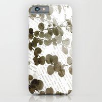 iPhone & iPod Case featuring Botanical Catalogue 2 by Charlene McCoy