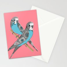 Budgies Stationery Cards