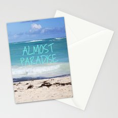 ALMOST PARADISE Stationery Cards