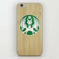 Charbucks iPhone & iPod Skin