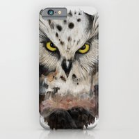 The owls are not what they seem iPhone 6 Slim Case