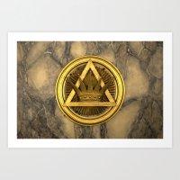Masonic  Art Print
