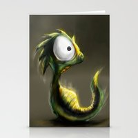 Reptile Stationery Cards