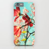 Spring dogwood blossoms iPhone 6 Slim Case