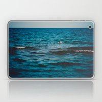 Above The Water And Into… Laptop & iPad Skin