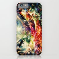 iPhone & iPod Case featuring THE EYES HAVE IT by Happi Anarky