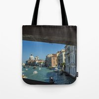 Grand Canal by Day Tote Bag