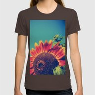 T-shirt featuring Summer Sunflower by Olivia Joy StClaire