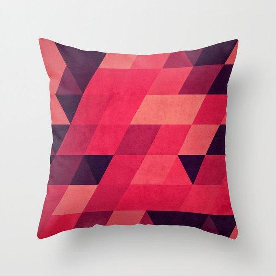 pynk Throw Pillow