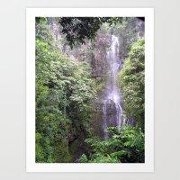 Maui Hawaii - Haleakala … Art Print