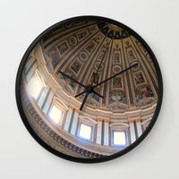 Don't Look Down. Wall Clock