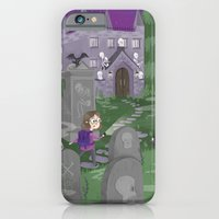 Exploring the Graveyard iPhone 6 Slim Case