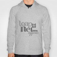 Leap & The Net Will Appe… Hoody