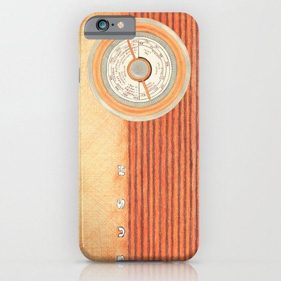 Radio Silence iPhone & iPod Case