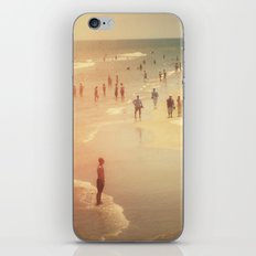 Beach Party iPhone & iPod Skin