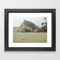 Hug State Park  Framed Art Print