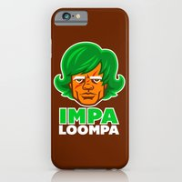 iPhone & iPod Case featuring Impa Loompa by Ben Douglass