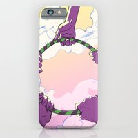 Hooping Hands iPhone 6 Slim Case