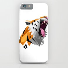 TML polygon tiger ROAR!!! iPhone 6 Slim Case