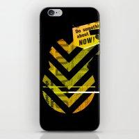 Spit iPhone & iPod Skin