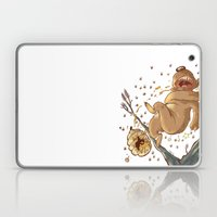 Carl Bear Vs. The Bees Laptop & iPad Skin