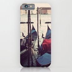 Italian Boat Dock iPhone 6 Slim Case
