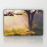 Golden Morning Laptop & iPad Skin