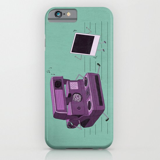 Shake It Like A Polaroid Picture iPhone & iPod Case