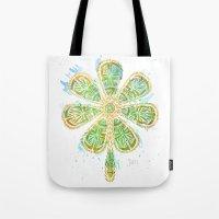 The Motherlucker - Golde… Tote Bag