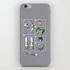 Supermodel iPhone & iPod Skin
