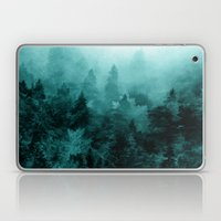 Fractal Forest Laptop & iPad Skin