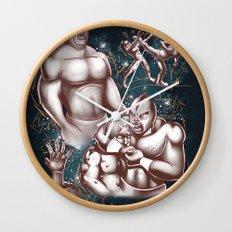 Arroz Con Pollo in: Death to the Undead Wall Clock