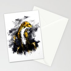 The Cheetah Stationery Cards
