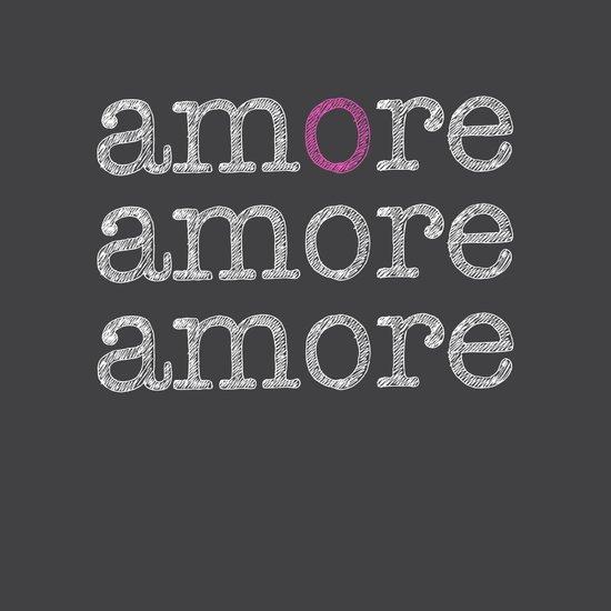 Amore Art Print