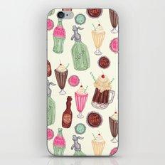 Soda Jerk Pattern iPhone & iPod Skin