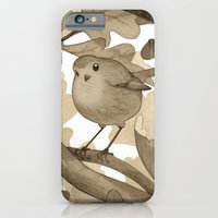 iPhone & iPod Case featuring The Bird by Erik Krenz