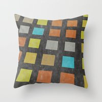 Op Ning A Drum & Bassist Fanatic Throw Pillow