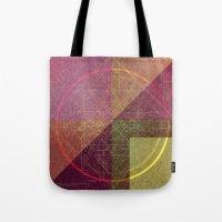 Orbital Compass Tote Bag