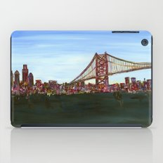 Ben Franklin Bridge iPad Case