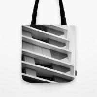 Arch-tech Tote Bag