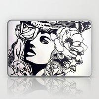 Strong Girl Laptop & iPad Skin