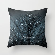 The 1st of December Throw Pillow