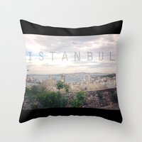Country Series - Istambul Throw Pillow