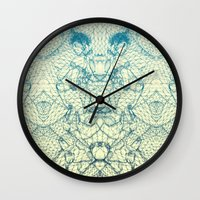 23 Pieces Wall Clock
