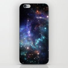 Violet green space 180715 iPhone & iPod Skin