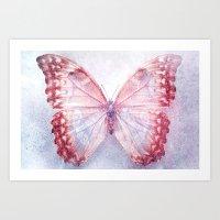 Miss Godarti Art Print